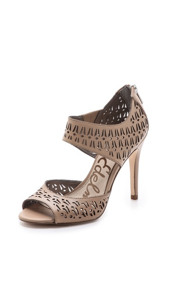 Sam Edelman Alva Perforated Sandals