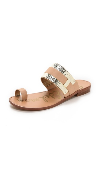 Sam Edelman Carnie Toe Ring Sandals