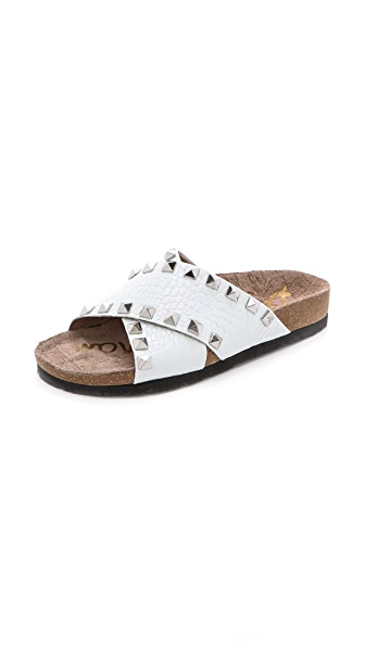 Sam Edelman Arina Studded Slide Sandals