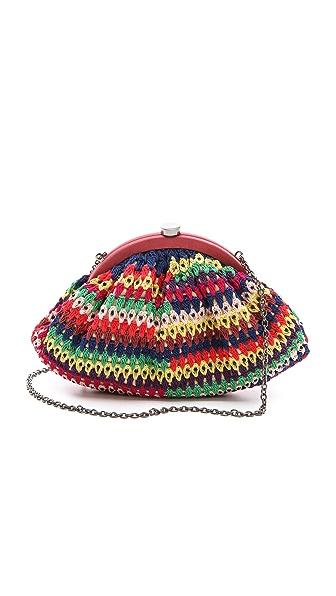 Santi Knit Clutch