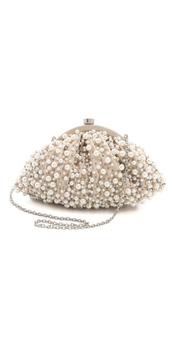 Santi Pearl Clutch at Shopbop / East Dane