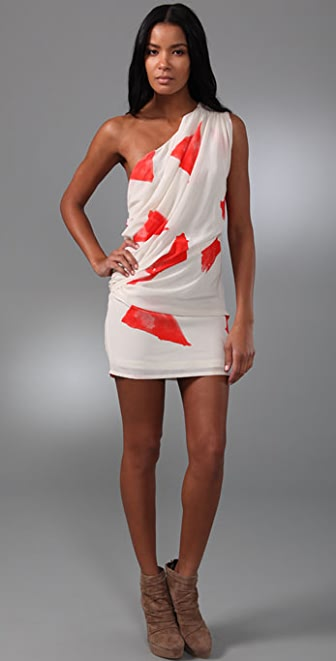 sass & bide The Two Beat Dress