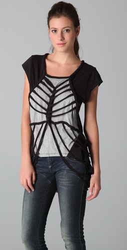 sass & bide Embrace the Change Tee