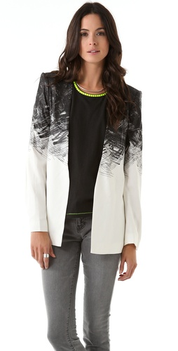 sass & bide The End Blazer