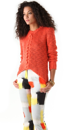 sass & bide Work in Progress Sweater