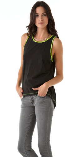 sass & bide A Piece of Me Tank