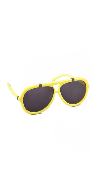 sass & bide Accra Sunglasses