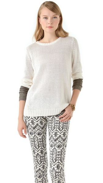 sass & bide Rising Sun Pullover
