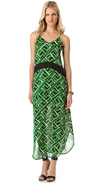 sass & bide The Humble One Maxi Dress