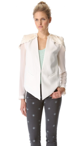 sass & bide Starring Role Jacket