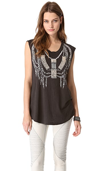 sass & bide Tough It Out Tee