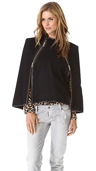sass & bide The Outlander Cape