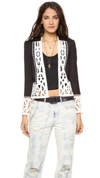 sass & bide Change of Status Jacket