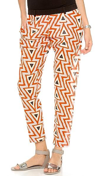 sass & bide Seven Months Print Pants