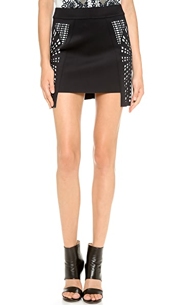 sass & bide Snap Shot Skirt