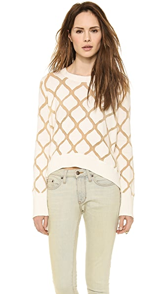 sass & bide Inhale/Exhale Sweater