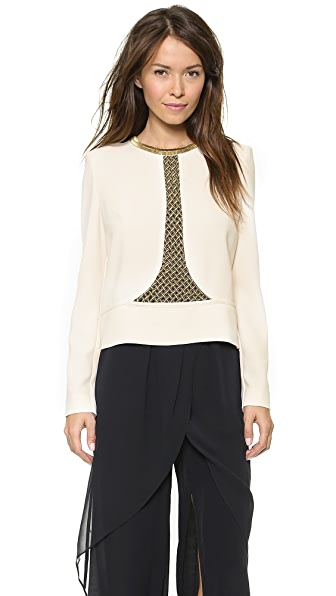 sass & bide Run & Hide Top
