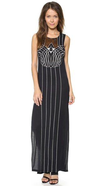 sass & bide The Next Life Maxi Dress
