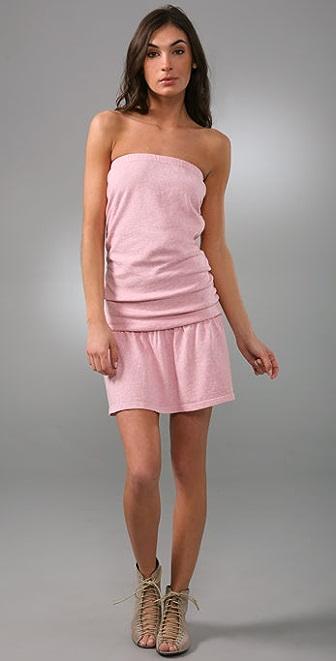 Sauce Strapless Dress