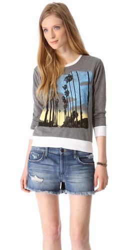 Sauce Palm Sweatshirt