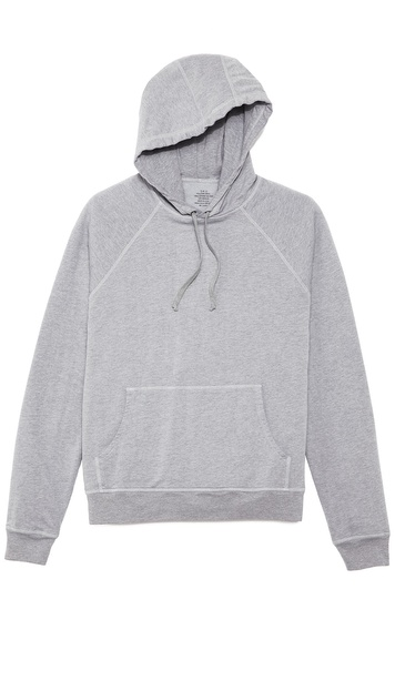 Save Khaki Long Sleeve Fleece Hoodie