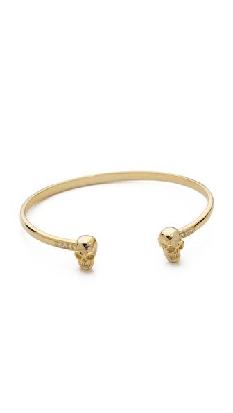 Samantha Wills Skull Cuff Bracelet