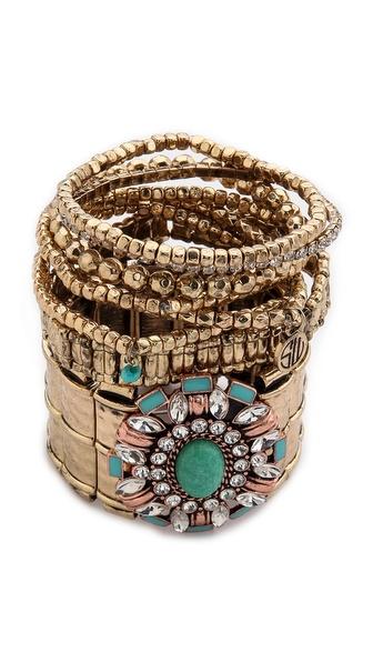 Samantha Wills Rumours Unknown Bracelet Set