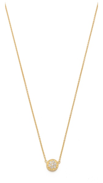 Sarah Chloe Petite Jolie Diamond Necklace