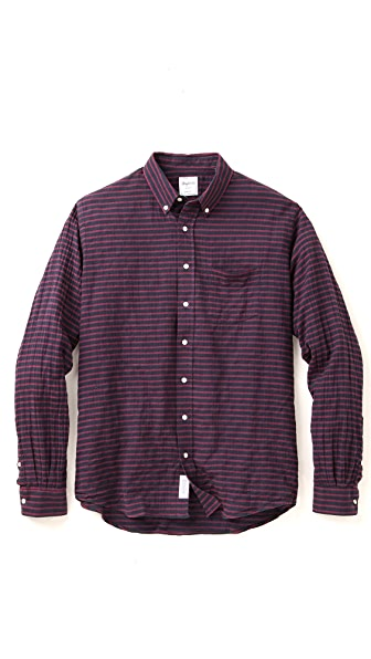 Schnayderman's Barre Stripe Shirt