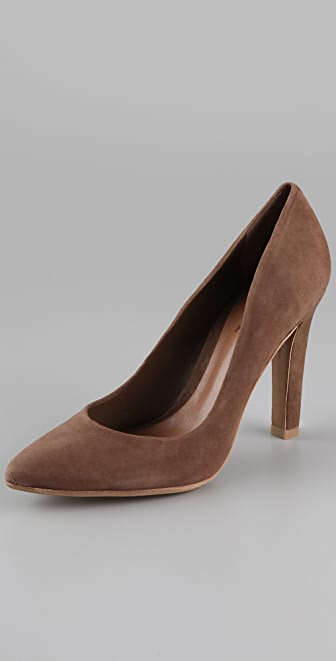 Schutz Tapered Toe Pumps