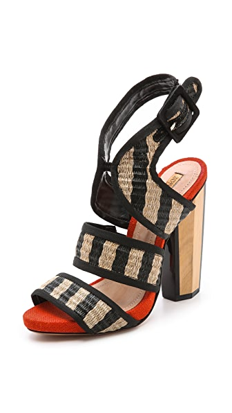 Schutz Domenica Sling Sandals