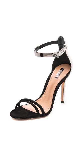 Schutz Celina Suede Sandals