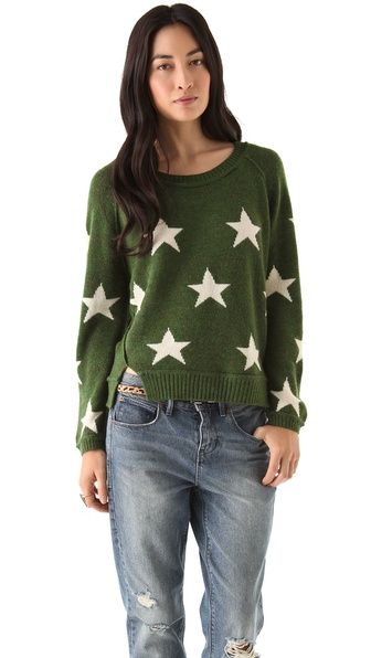 Sea Star Pullover