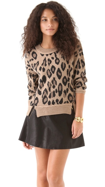 Sea Leopard Pullover
