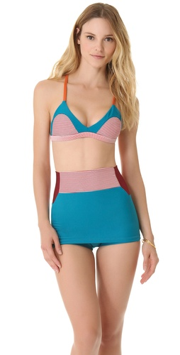 Seea Leucadia Reversible Bikini Top