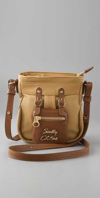 See by Chloe East Village Mini Cross Body Bag