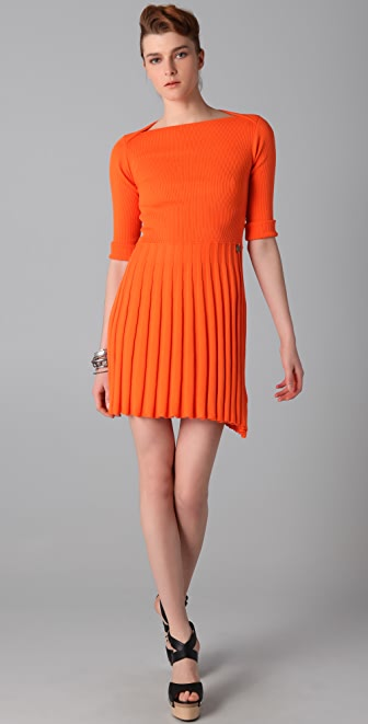 See by Chloe Ribbed Sweater Dress