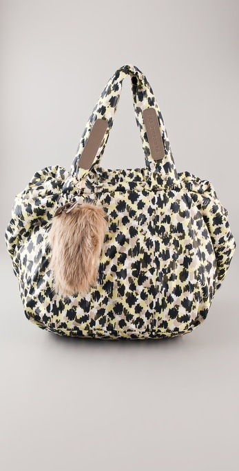 See by Chloe Joyrider Large Leopard Shoulder Bag