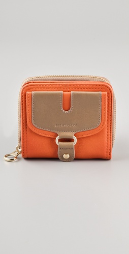 See by Chloe Pansy Square Zipped Wallet