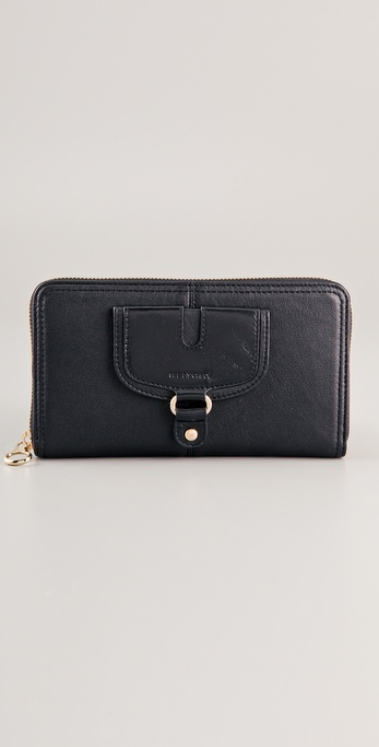 See by Chloe Pansy Long Zipped Wallet