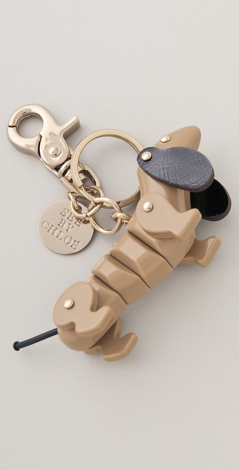 See by Chloe Dax Key Ring