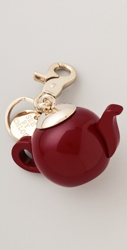 See by Chloe Tea by Chloe Key Ring