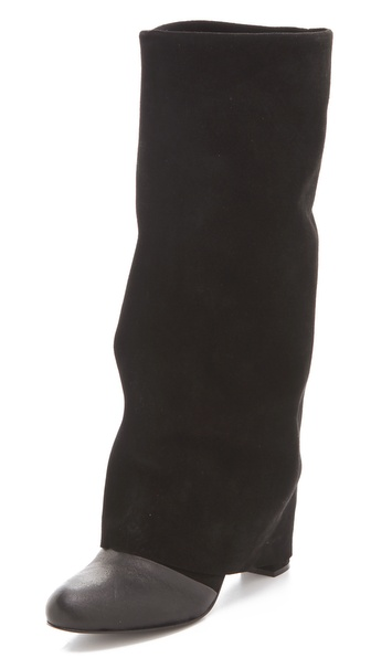 See by Chloe High Heel Cuffed Boot