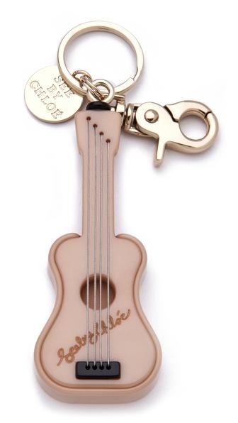See by Chloe Rock School Keychain