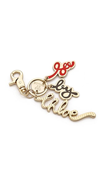 See by Chloe See by Chloe Letters Keychain