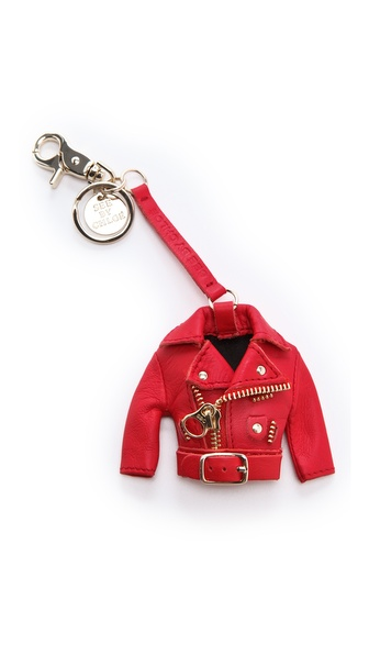 See by Chloe Rock Keychain