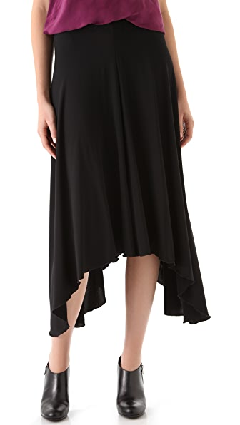 See by Chloe Butterfly Hem Skirt
