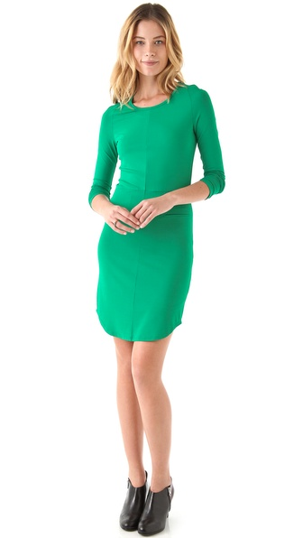 See by Chloe Seamed Skinny Shift Dress