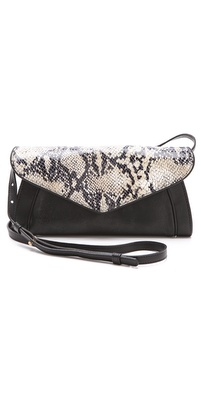 See by Chloe Anna Clutch with Removable Strap