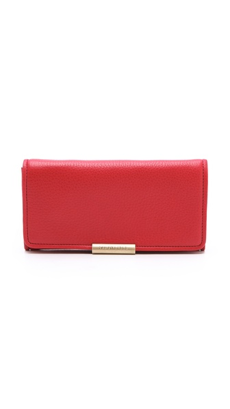 See by Chloe Cherry Flap Wallet